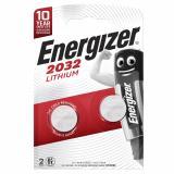 бат. Energizer CR2032 BL2 [2/20]