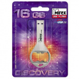 Флэш-диск Mirex 16Gb Bottle Opener (ecopack)