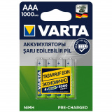 акк. VARTA  R03 1000mAh Ni-MH Ready2Use BL4 [4/40]