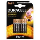 бат. Duracell LR03 BL6 [6/60?]