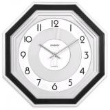 ENERGY ЕС-12 Часы настенные, Диаметр: 33,5 см, Питание от 1xAA батарейки, Кварцевый механизм [1/10]