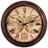 ENGY ЕС-17 Часы настенные, Диаметр: 40,5 см, Питание от 1xAA батарейки, Кварцевый механизм [1/10]