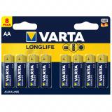 бат.  VARTA LR06 LONGLIFE EXTRA BL8 [8/160]