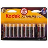 бат. KODAK LR03 XTRALIFE BL8+2 [10/120/480]