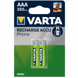 акк. VARTA Phone Power R03 550мАч BL2 [2/20]