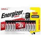 бат. Energizer LR03 Max BL12 [12/144]