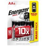 бат. Energizer LR06 Max BL6 [6/72]