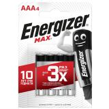 бат. Energizer LR03 Max BL4 [4/48]