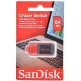 Флэш-диск Sandisk 64 Gb Z52 Cruzer Switch