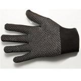 Перчатки нейлоновые BLACK с ПВХ [1?]