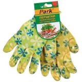 Перчатки хозяйственные PARK EL-F003, размер 8 (M) [1/120]