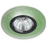ЭРА DK LD1 GR Светильник декор cо светодиодной подсветкой, зеленый [1/5?]