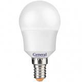 General GLDEN-G45F-7-230-E14-4500 Светодиодная лампа [1/10/100]