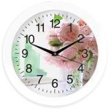 ENGY ЕС-96 Цветы Часы настенные, Диаметр: 27,5 см, Питание от 1xAA батарейки, Кварцевый механизм [1/10]
