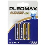 бат. Samsung LR03 Pleomax BL4 Economy [4/40/400]