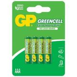 бат. GP R03 Greencell BL4 [4/40/480]