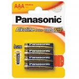 бат. Panasonic LR03 Alkaline Power BL4 [4/48/240]