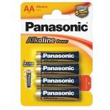бат. Panasonic LR06 Alkaline Power BL4 [4/48/240]