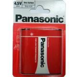 бат. Panasonic 3R12  Zinc Carbon BL1 (1/12/48) [1/12/48]