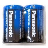 бат. Panasonic R14 Gen.Purpose SH2 [2/24]