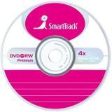 двд. Smart Track DVD-RW 4,7GB 4x SL- 1 (1/100)