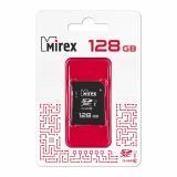 Карта памяти SDXC MIREX 128GB (UHS-I, class 10) [1]