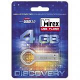Флэш-диск Mirex 04 Gb ROUND KEY (ecopack)