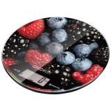ENERGY EN-403 ягоды, Весы кухонные электронные, Вес до 5кг, сенсорные, круглые [1/12]
