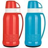 Mallony FINEZZA Термос 1,8л, стеклянная колба, пластик.корп, 2 чашки [1/12]