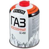 Экос GC-450 Газ в баллоне для портативных приборов (резьбовой EPI-GAS, 450 г, Корея) [1/12]
