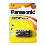 бат. Panasonic LR03 Alkaline Power BL2 [2/24/120]