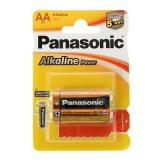 бат. Panasonic LR06 Alkaline Power BL2 [2/24/120]