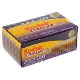 бат. KODAK LR03 XTRALIFE SH4 colour box 60 [60/1200]