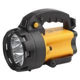 ЭРА PA-604 Фонарь прожектор АЛЬФА (3x1Вт LED SMD, литий 3Ач, сигнал.св., ЗУ 220V+12V, карт) [1/8]