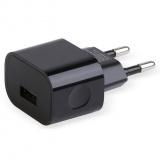 SmartBuy NITRO, Сетевое ЗУ 1А, Type-C, черное (SBP-1001C) [1]