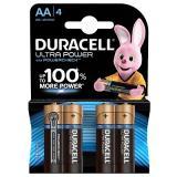 бат. Duracell LR6 UltraPower BL4 [4/80]