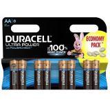 бат. Duracell LR6 UltraPower BL8 [8/96]