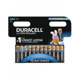 бат. Duracell LR03 UltraPower BL12 [12/144]