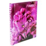 """Фотоальбом 10 """"магнитных""""листов 23X28см, пер-т внутр.спираль, Spring flowers 2 [1/24?]"""