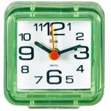 """В1-003 (120) Будильник кварц, корпус зеленый """"Классика"""" """"21 """"Век"""" [1/50?]"""