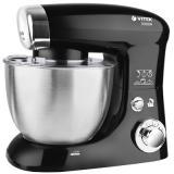 VITEK VT-1437 (ВК) Кухонная машина, Мощность: 1000 Вт, Объём чаши: 4л [1/2]