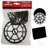 Eurostek FVC-2 Комплект сменных фильтров для пылесосов EVC-3001, EVC-3002 [1]