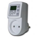 Devolt 1500 Устройства под розетку для защиты электротехники от перепадов напряжения в сети 220в. [1]