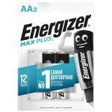 бат. Energizer LR06 Max Plus BL2 [2/24]