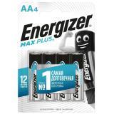 бат. Energizer LR06 Max Plus BL4 [4/96]