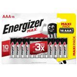 бат. Energizer LR03 Max BL16 [16/96]