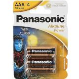 бат. Panasonic LR03 Alkaline Power BL4 (CDS) [4/48/240]
