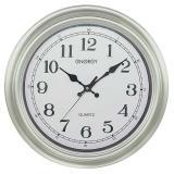 ENERGY ЕС-134 Часы настенные, Диаметр: 40 см, Питание от 1xAA батарейки, Кварцевый механизм [1/10]
