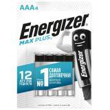 бат. Energizer LR03 Max Plus BL4 [4/48]