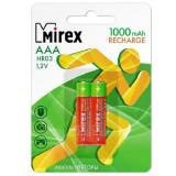 акк. Mirex HR03 1000mAh Ni-Mh BL2 [2/20]